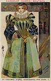 Court dress, 1556