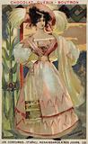 Parisian fashion, 1827
