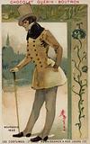Bourgeois costume, 1830