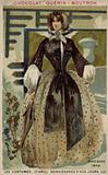 Parisian fashion, 1848