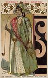 Turkish gentlewoman, 19th Century