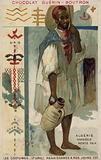Algerian porter, 19th Century