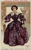 Parisian fashion, 1853