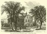 Sir William Pepperell's House, Kittery Point, Maine
