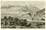 View of Crissa and Mount Parnassus