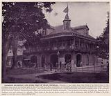 Combined Residence and Store, Port of Spain, Trinidad