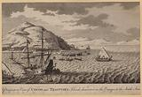 A Perspective View of Cocos and Traitor's Islands discovered in the Voyages to the South Seas