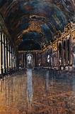 Grand Gallery, or Galerie des Glaces, Versailles