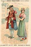Sellers of songs, 18th Century