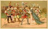 Marlbrough s'en va-t-en guerre, popular French folk song
