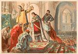 Coronation of Hugh Capet as King of France, 987