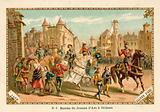 Entry of Joan of Arc into Orleans, 1429