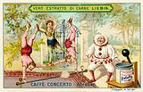 Caffe-concerto: acrobats