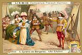 Scene from Cyrano de Bergerac