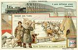 Scenes on the Trans-Siberian Railway