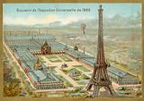 Souvenir of the Universal Exposition, Paris, 1889