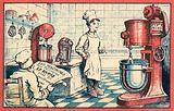 Le Rubis cake making machines