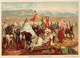 Battle of Isly, Morocco, 1844