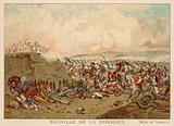 Battle of Borodino, Russia, 1812