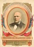 Jules Grevy, President of France, 1879