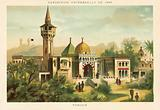 Tunisia, Exposition Universelle 1889, Paris