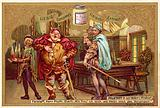 Falstaff in Shakespeare's The Merry Wives of Windsor