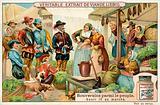 Henry IV of France at a market