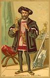 Benvenuto Cellini, Italian artist