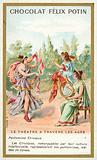 Etruscan pantomime