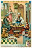 Arab tableware, 8th-9th Century