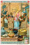 Scandinavian tableware, 8th-12th Century