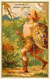Gallic warrior, 390 BC
