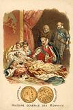 The death of Elizabeth I of England, 1603