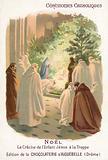 Crib of the infant Jesus, Christmas