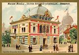 Pavilion of San Salvador, Exposition Universelle, Paris, 1889