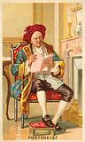 Bernard le Bovier de Fontenelle, French writer