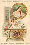 The Countess de La Fayette, French author