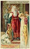 Scene from Shakespeare's King Lear