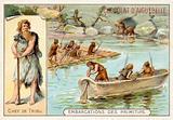 Prehistoric boats