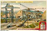 Construction of Gatun Locks, Panama Canal