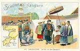 Interrogation before the mandarin, China