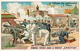 Defence of the International Legations in Beijing, Boxer Rebellion, China, 1900