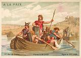Pharamond I, King of the Franks