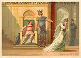 Chlothar III, Frankish king of Neustria and Burgundy