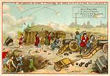 Siege warfare under Marshal Vauban, 17th Century