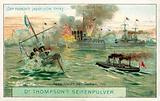 Battle of Chemulpo Bay. Russo-Japanese War, 1904