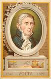 Alessandro Volta, Italian physicist