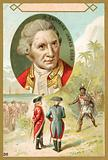 Captain James Cook, English explorer