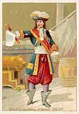 Anne Hilarion de Tourville, French naval commander