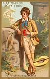 Victor Jacquemont, French botanist and geologist